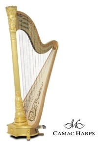 Telynau Vining Harps: UK & Ireland Distributors of Camac Harps