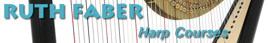 Masthead Image: Junior Harp Course